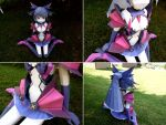Date A Live Tohka, Life Size 80% done by tankball