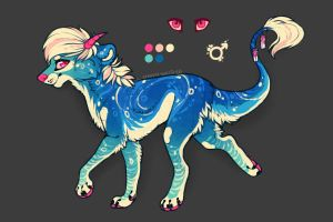 Lost Brother Kia AUCTION OPEN * 1 hour by kiamara-adopts