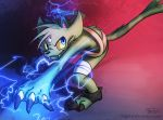 Lightning Claws by Haychel