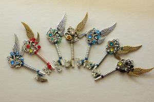 knight keys collection by LsUnique