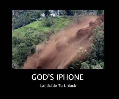 God's Iphone by 4four4