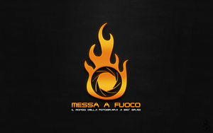 Messa a fuoco's Logo by cioue