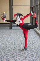 Harley Quinn - Flexible? by Enasni-V