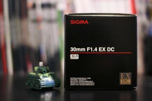 sigma 30mm 1.4 by thevictor2225