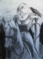 Raven's Ride by Cyel