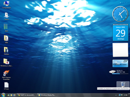 Windows Sidebar 7 Style. by Add7