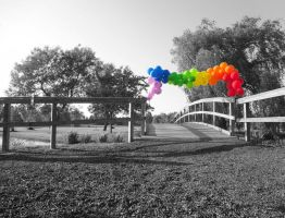 Rainbow (but this one with photshop) by Jackiebunny97