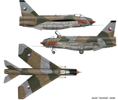 Corrected Czech Lightning by Jeremak-J