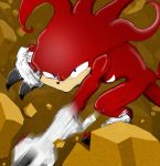 Savage Knuckles by anansi245