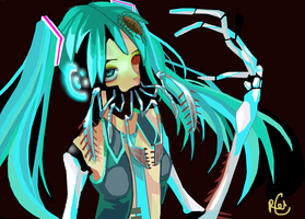 Miku - Bacterial Contamination by Reicandy