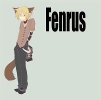 Fenrus Redesign by FenrusU
