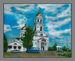 Ukrainian church by leila1605