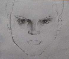 actor 4 Moriarty Wip 1 by selftaughtartist1