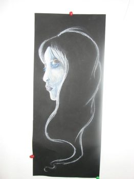 White Charcoal by Atherian