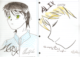 Mark and Alex by Naebasa-chan