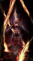 Demonbane Zefrei by Hel-su