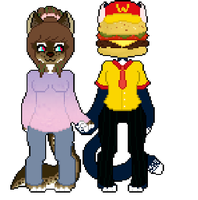 fast food lovers by burg3rs