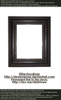 Mirror Frame 2 by DeviousRose
