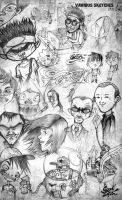 Sketches 2009-2011 by Studiom6