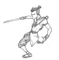 Sokka of the Fire Nation? by JoeMDavis