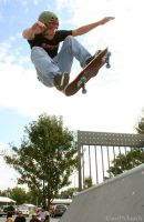 fakie ollie by scottchurch