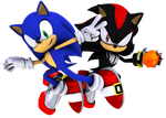 Sonic Adventure 2 Poses - my edit. by IceFoxesDX