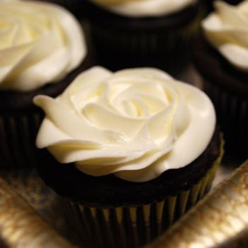 Rosette Cupcakes - 1 by BPHaines