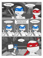 TMNT fan comic: Walks like an Angel part 23 by ActionKiddy