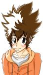 Tsuna by Te-double-gz