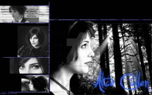 Wallpaper Twilight - Alice by Tiamat-Creations