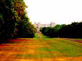 Windsor Castle by Patrifu