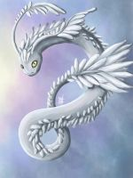Wind dragon by Fantastic-Music
