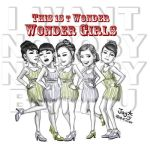 Wonder Girls by cleverjacky