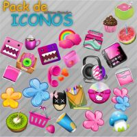 Pack de Iconos .ico by SummerTutorials