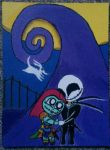 The Nightmare Before Christmas (Jack/Sally) by FrankMartin0412