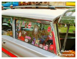 Edsel - Side Window and Stickers by TheMan268