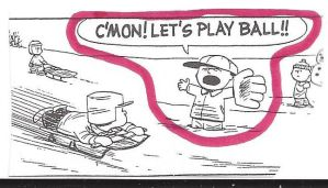 C'MON! LET'S PLAY BALL!! by dth1971