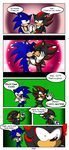 Behind The Sonadow Comic by ShadowNinja976
