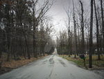 Creepy Road. by serene-allurement