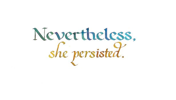 She Persisted by MShades