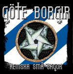 Gote Borgir - Logo and CD cover by DeathsProdigy