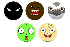 Buttons :: Misc American by khiro