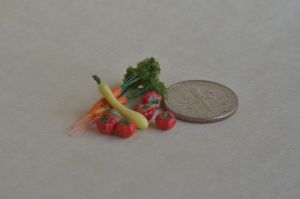 1:24 scale vegetables by imagination-heart