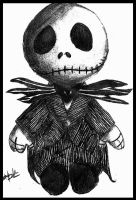 Deformer Jack Skellington by infectedarlene