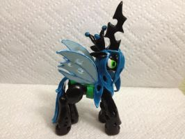 Queen Chrysalis Minature by lashyon
