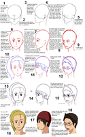 Request - Head Tutorial  Part 1 by ShadowCutie1