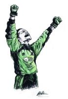 Shay Given by hereticMag