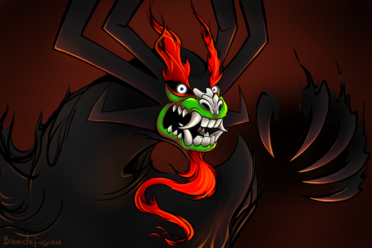 Aku by bioniclefusion