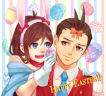 Easter 2015 by maesketch