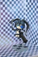 Black Rock Shooter Nendoroid by YamatoTaichou